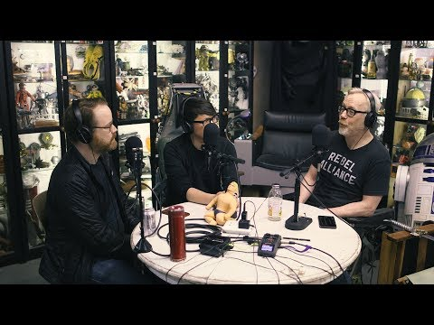 Black Panther SPOILERCAST - Still Untitled: The Adam Savage Project - 3/6/18