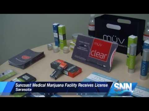 SNN: Sarasota-based Company gets Florida Medical Cannabis Distribution License