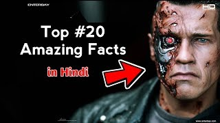 Top 20 Amazing facts    facts videos with science knowledge    Factism video