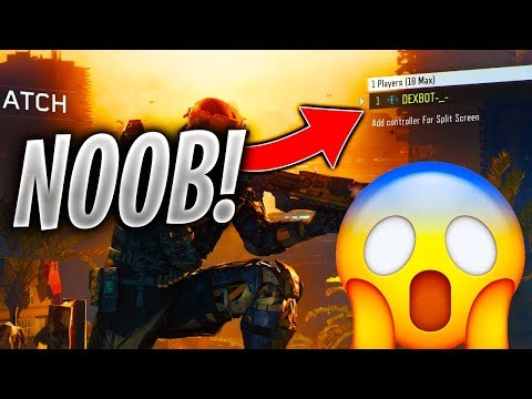 I'm a NOOB on Black Ops 3 AGAIN 😳 (Black Ops 3 is FREE on PS4)