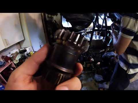 2017 honda foreman 500   35% gear reduction install   Mud Puppy