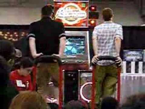 DDR Competition