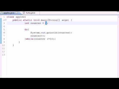 Java Programming Tutorial - 24 - do while Loops