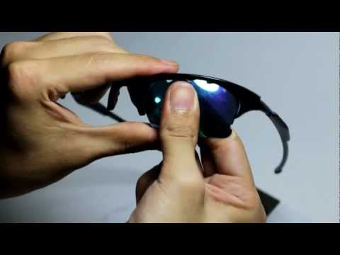 Lenses Installation Video For Oakley Half Jacket XLJ Sunglasses