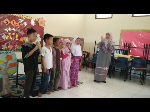 Student lead conference SD Salman Alfarisi Kelas 2 Ali Kelompok 4