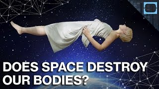 How The Vacuum Of Space Destroys The Human Body