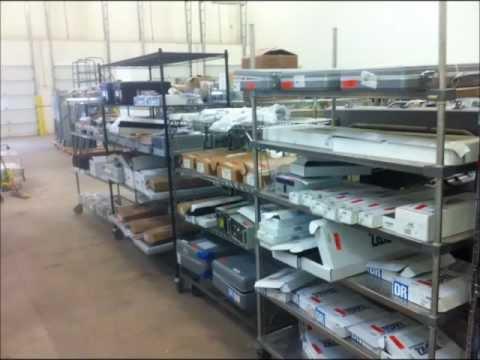 Las Vegas Medical Equipment Auction Preview- December 6, 2012