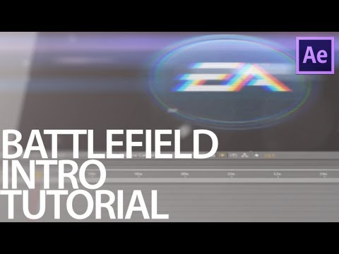 Battlefield 3 Style intro Tutorial-Template Included!
