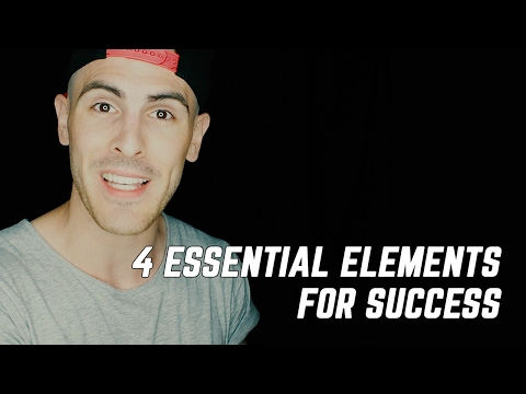 MY BARBER'S 4 ESSENTIAL ELEMENTS FOR SUCCESS IN BUSINESS