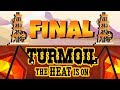 The Final Oil Rigs! - Turmoil The Heat is On Gameplay