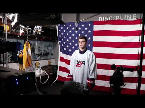 2017 WJC: Behind-the-Scenes for NHL Network Interviews