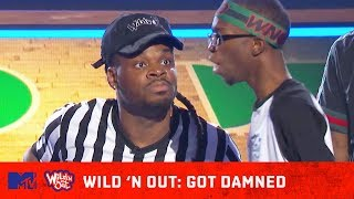 Karlous Miller Leaves Nick Cannon Running For Cover  😂 ft. Goodie Mob   Wild 'N Out   #GotDamned