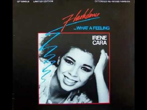 Irene Cara -  What A Feeling (Extended Remix)