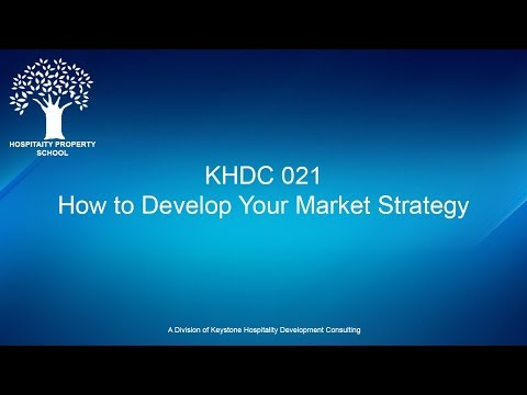 How to Develop Your Market Strategy and Increase Profits   KHDC 021