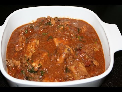 Chettinad Pepper Chicken Curry Kerala style