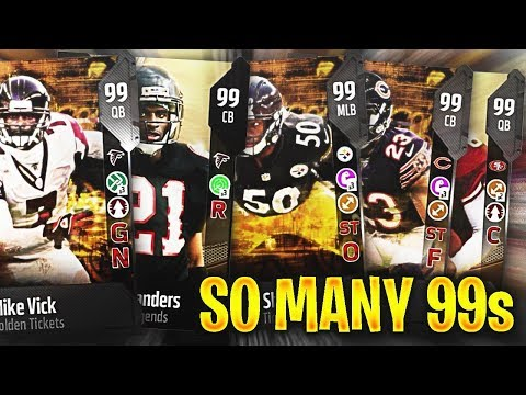EA DROPPED THE BEST CARDS IN THE GAME - GOLDEN TICKETS EVERYWHERE - GOLDEN TICKET VICK