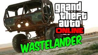 Gta 5 online wastelander.Fast and furious truck!