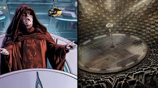 Why Palpatine Kept The Senate Around As Emperor [canon] - Star Wars Explained