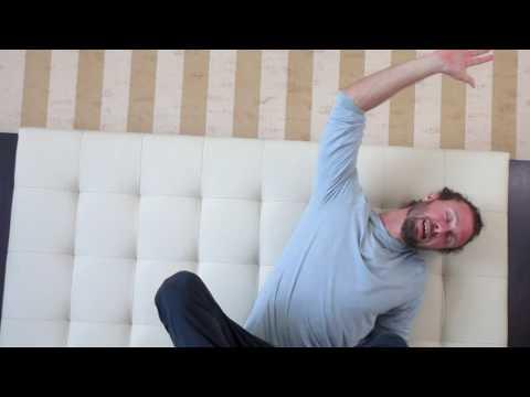 Neck Stretch:  Yoga with Matthew