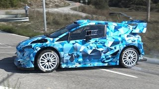Test Ott Tanak | Ford Fiesta WRC 2017 Ultimate Car by Jaume Soler