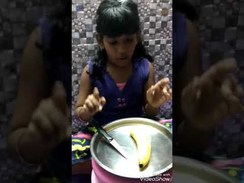 Banana ice cream in Tamil from Carol nadar Mumbai