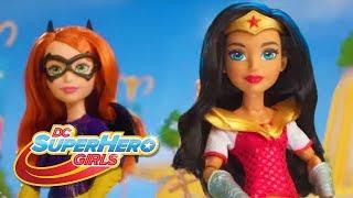Batilanzador de Batgirl | DC Super Hero Girls