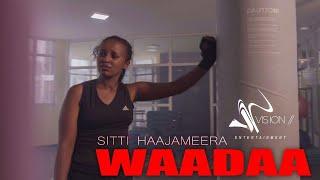 Waadaa Diroo- Sitti Hajameera New Ethiopian Oromo Music 2020(Official Video)