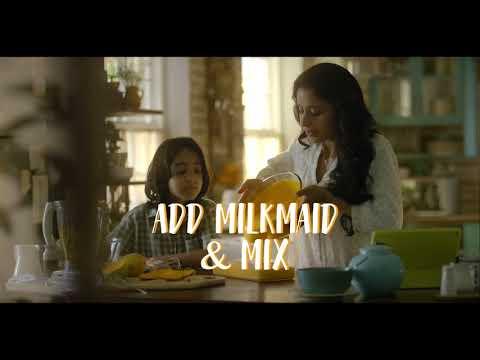 MILKMAID Ice Cream TVC