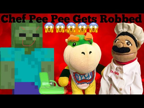 Chef Pee Pee Gets Robbed Part 1