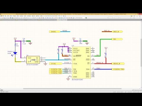 Net Color Synchronization - Preview Video - Altium Designer 16
