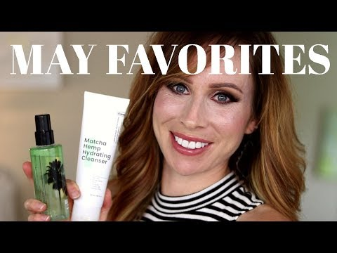 MAY FAVORITES | BEAUTY WINE BOOKS & MORE