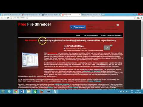 Top 5 Free Secure File Deletion Software for Windows