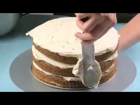 Hummingbird Bakery Cake Days - Courgette, Walnut and Cinnamon Layer Cake
