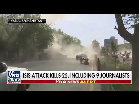 ISIS Attack Kills 25 People, Including Nine Journalists