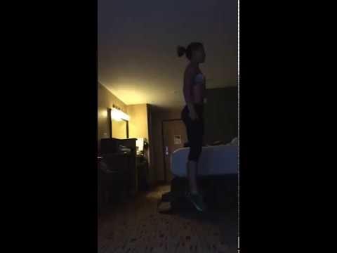 Double under tutorial donkey kick vs po go stick double unders