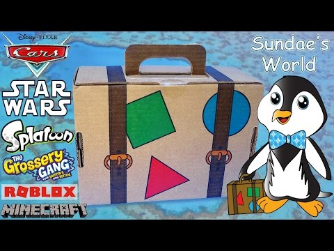 Opening: Sundae's World SURPRISE Subscription Box! Blind Bags + Toys Monthly Fun
