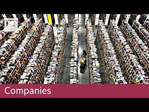 Amazon hit with EU back taxes bill   Companies