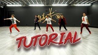 Mustard, Migos - Pure Water (Dance Tutorial) Beginner Choreography | MihranTV