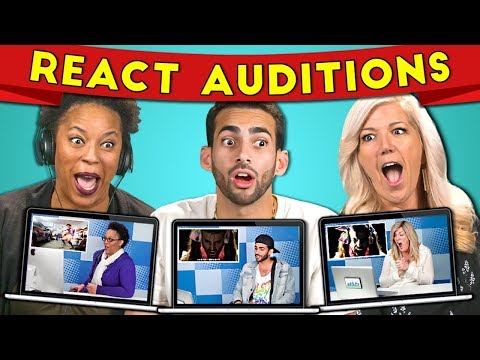 Xxx Mp4 Adults React To Their Auditions For Adults React 3gp Sex