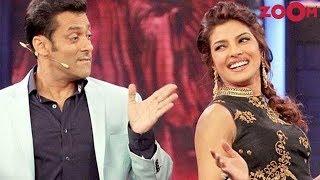 Priyanka Chopra AVOIDING media interaction after Salman Khan's 'Thank you Priyanka' comment?