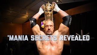 5 WrestleMania secrets: 5 Things