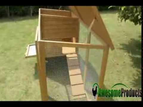 The Deluxe Wentworth Chicken Coop (1/2)