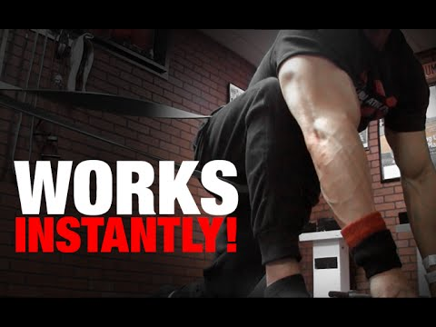 Hip Mobility Drill (FIX SNAPPING HIPS INSTANTLY!)