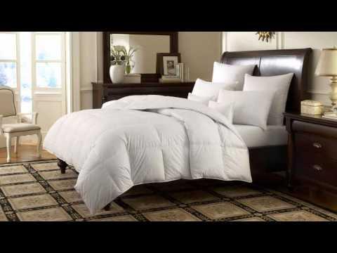 Review- Chezmoi Collection White Goose Down Alternative Comforter