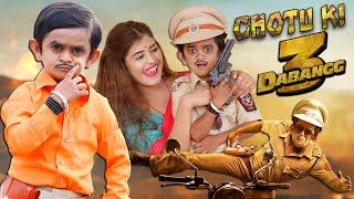 "CHOTU KI DABANGG 3 MOVIE SPOOF|""छोटू दादा की दबंग्ग 3"" Khandesh Hindi Comedy | Chotu Comedy Video"