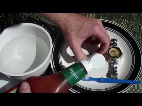 How To Polish Silver With Ketchup