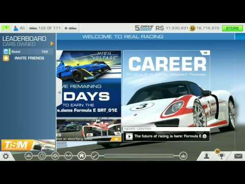Koenigsegg Regera - Exclusive Series - Tier 01 - Speed Snap - Dubai Autodrome - REAL RACING 3