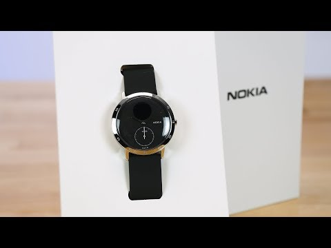 Nokia Steel HR & Body+ Review - A Pleasant Surprise!