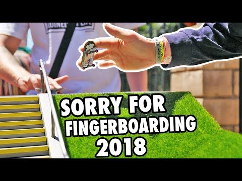 LARGEST FINGERBOARD EVENT IN CALIFORNIA!