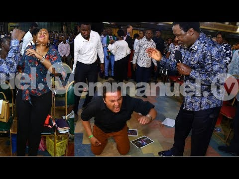 SCOAN 10/06/2018 Powerful deliverance and prophecy with T.B Joshua | (4 of 5) Sunday Emmanuel tv